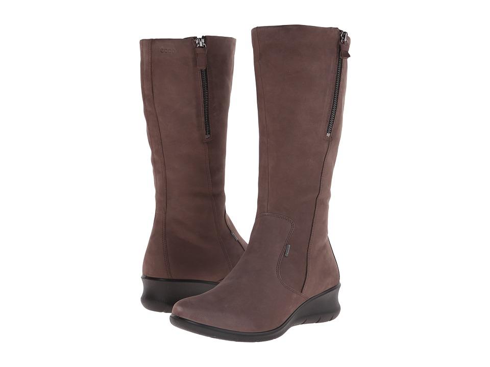 ECCO - Babett 45 GORE-TEX Boot (Espresso) Women's Boots