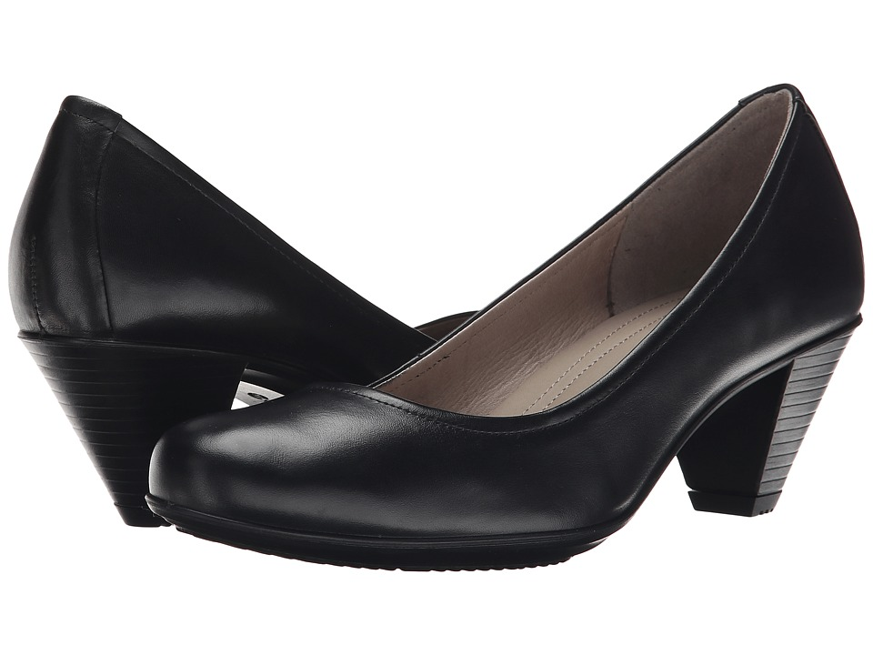 ECCO - Touch 50 Pump (Black) High Heels