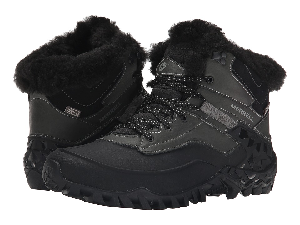 Merrell - Fluorecein Shell 6 (Black) Women