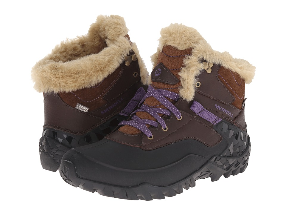 Merrell - Fluorecein Shell 6 (Chocolate Brown) Women