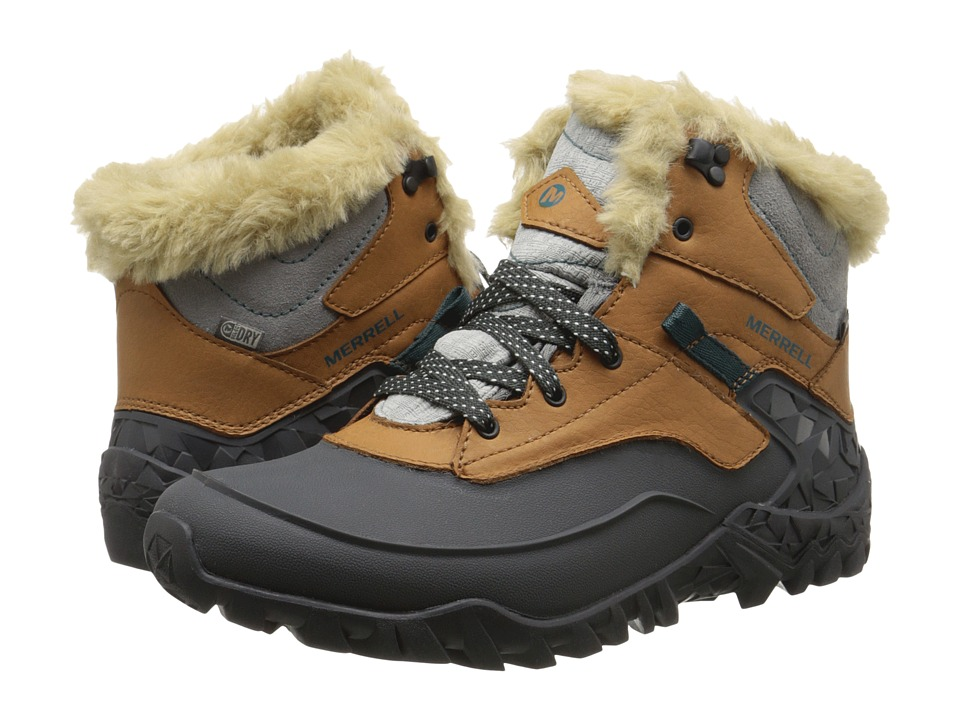 Merrell - Fluorecein Shell 6 (Brown Sugar) Women