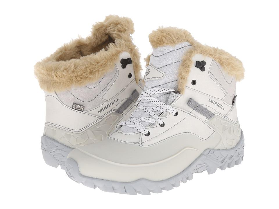 Merrell - Fluorecein Shell 6 (Ash) Women's Hiking Boots