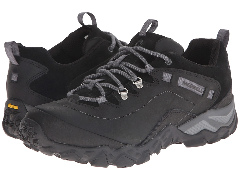 Merrell - Chameleon Shift Traveler (Black) Women's Lace up casual Shoes