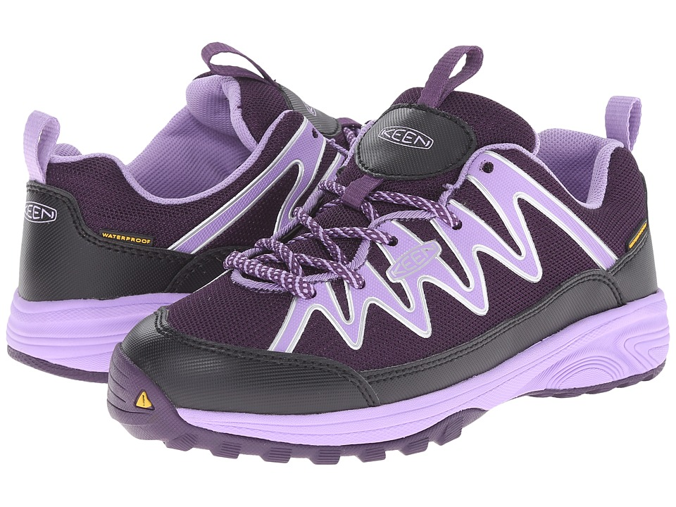 Keen Kids - Rendevous WP (Little Kid/Big Kid) (Purple Pennant/Bougainvillea) Girls Shoes