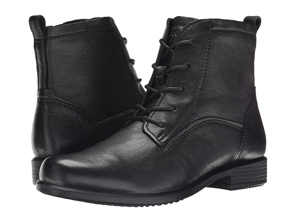 ECCO - Touch 25 Lace Boot (Black) Women