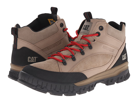 Caterpillar - Evolve Mid (Taupe) Men's Work Boots