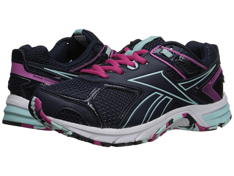 Reebok - Quick Chase (Faux Indigo/Charged Pink/Cool Breeze/White) Women's Running Shoes