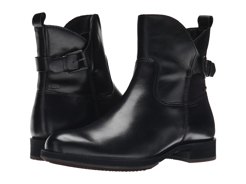 ECCO Saunter GORE-TEX Boot (Black) Women