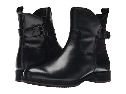 ECCO - Saunter GORE-TEX Boot (Black) Women's Boots