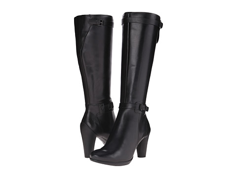 ECCO - Sculptured 75 Tall Boot (Black) Women's Boots