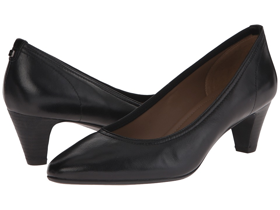 ECCO Altona Pump (Black) High Heels