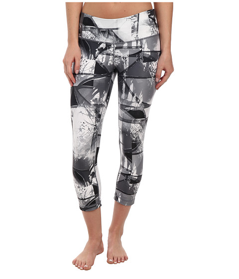 MPG Sport - Dare (Geo Run Print) Women's Capri