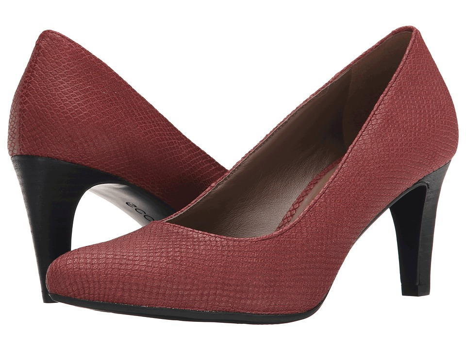 ECCO - Alicante Pump (Port) High Heels