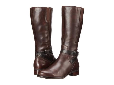 ECCO - Adel Mid Boot (Espresso/Espresso) Women