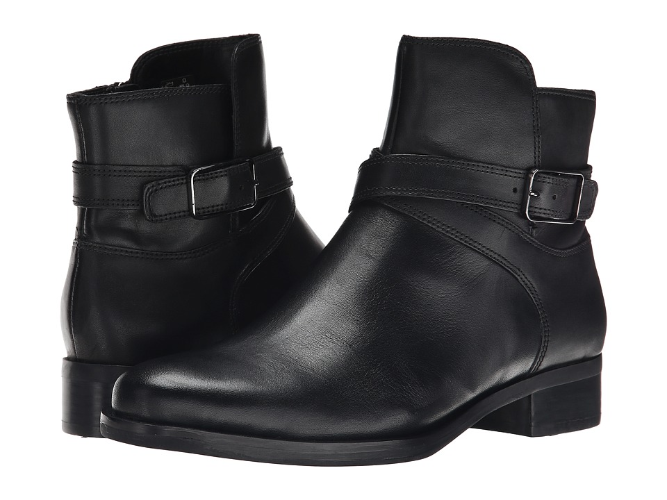 ECCO - Adel Ankle Boot (Black) Women's Boots