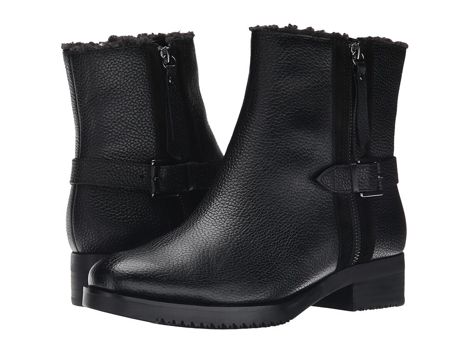 ECCO - Alta Boot (Black/Black) Women