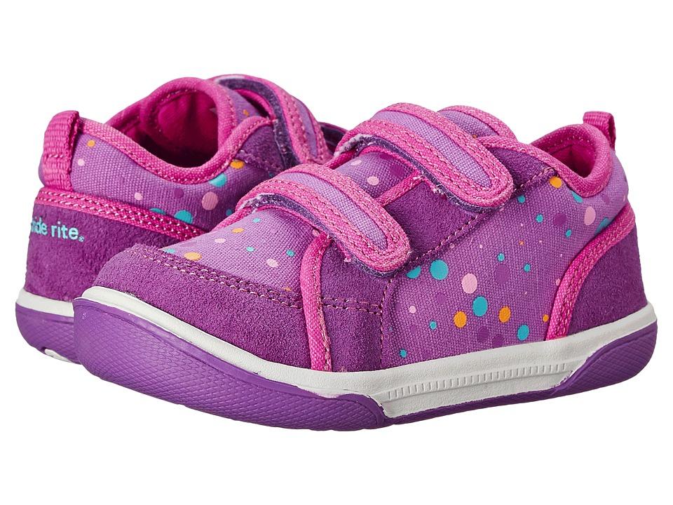 Stride Rite - Dalis (Toddler) (Purple) Girls Shoes