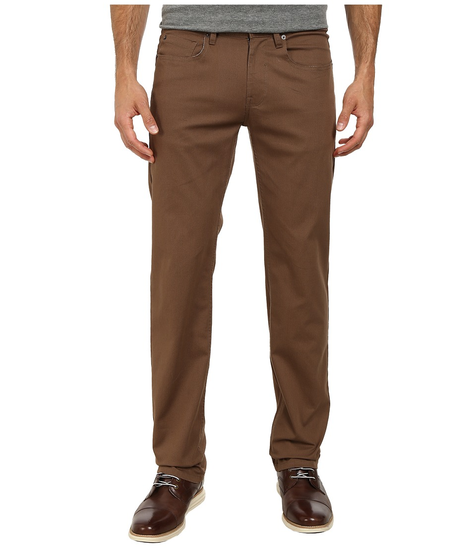Matix Clothing Company - Gripper Bedford Pants (Brown) Men's Casual Pants