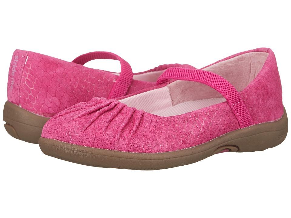 Stride Rite - SRT PS Cassie (Toddler/Little Kid) (Pink) Girls Shoes