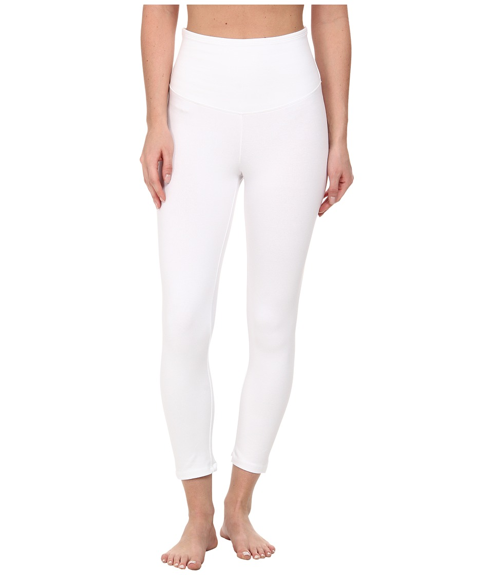 Yummie by Heather Thomson - Gloria Skimmer (White) Women's Casual Pants