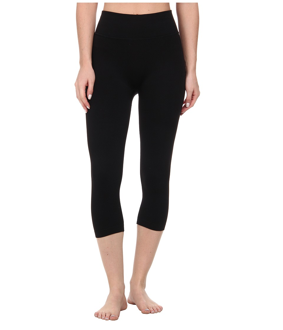 Yummie by Heather Thomson - Gabby Capris (Black) Women's Capri