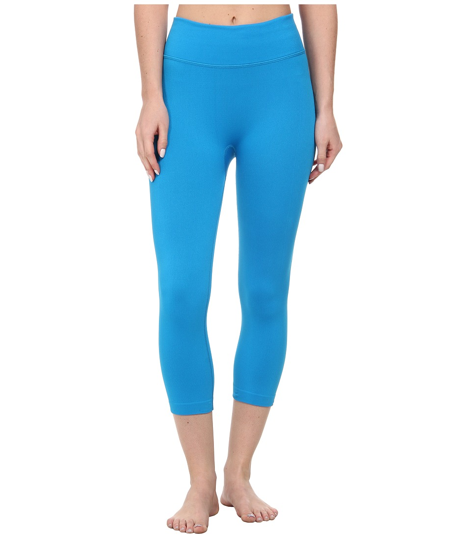Yummie by Heather Thomson - Gabby Capris (Methyl Blue) Women's Capri