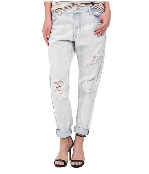 MINKPINK - Badlands Jeans in Denim/Blue (Denim/Blue) Women's Jeans