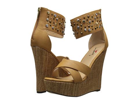 Luichiny - Min Dee (Tan) Women's Wedge Shoes