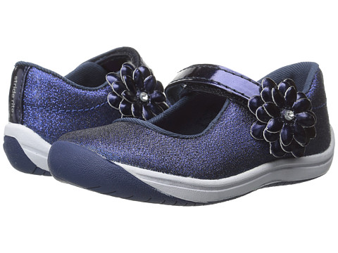 Stride Rite - Haylie (Toddler) (Navy) Girl