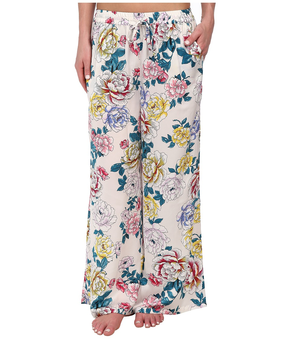 MINKPINK - Bed Time Blooms Pants (Multi) Women's Casual Pants