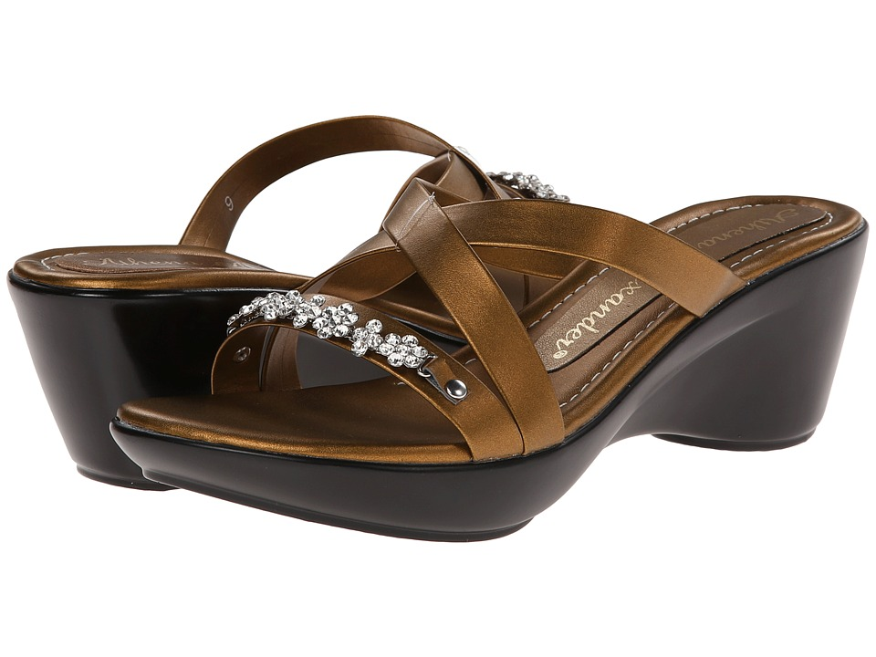 Athena Alexander - Tangie (Bronze) Women's Shoes