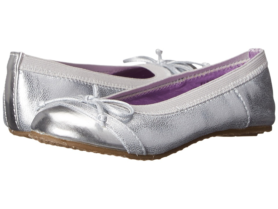 Stride Rite - Elsie (Toddler/Little Kid) (Silver) Girl's Shoes