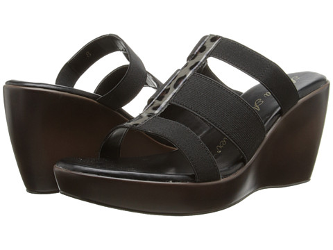 Athena Alexander - Loola (Black) Women's Slide Shoes
