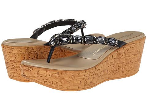Athena Alexander - Paco (Navy) Women's Sandals
