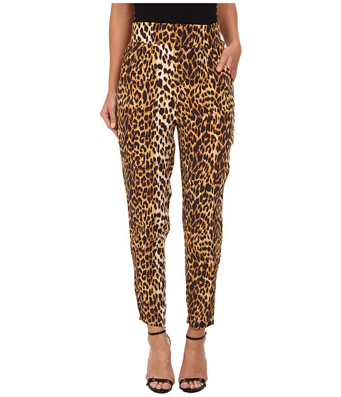 MINKPINK - Animal Instincts Pants (Multi) Women's Casual Pants