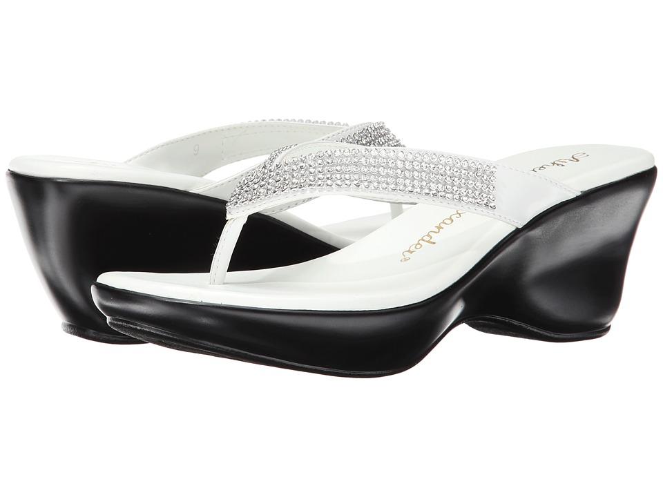 Image of Athena Alexander - Alinda (White) Women's Sandals