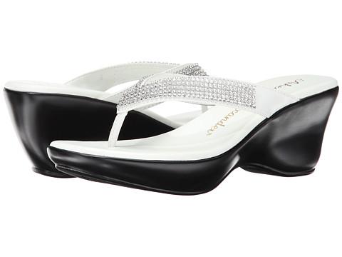 UPC 802045836398 product image for Athena Alexander - Alinda (White) Women's  Sandals | upcitemdb