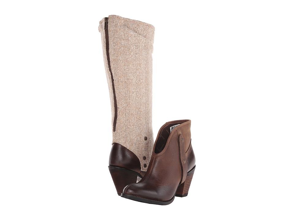 Durango - Austin 3-in-1 Boot (Medium Brown) Cowboy Boots