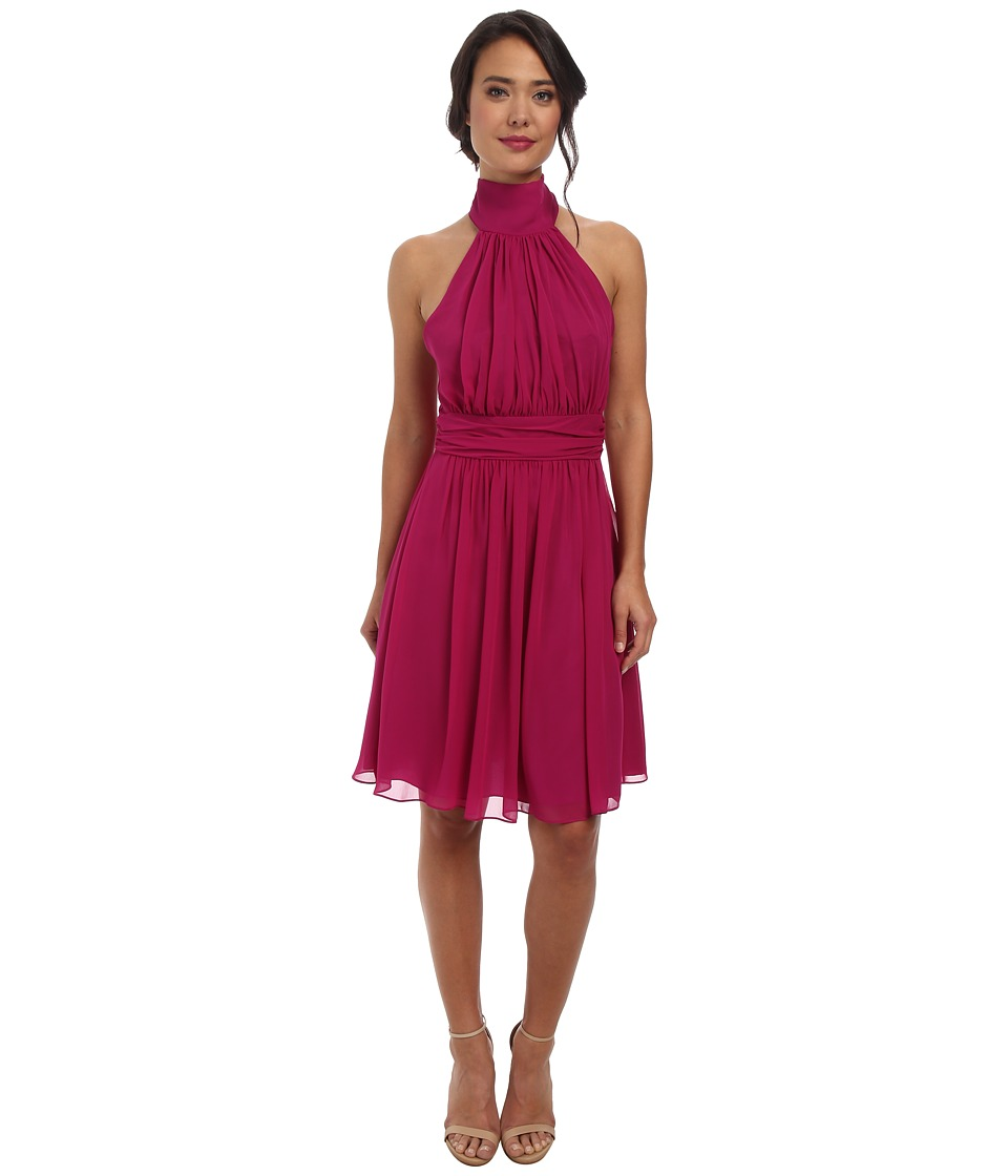 Alejandra Sky - Jenny Short Dress (Magenta) Women's Dress