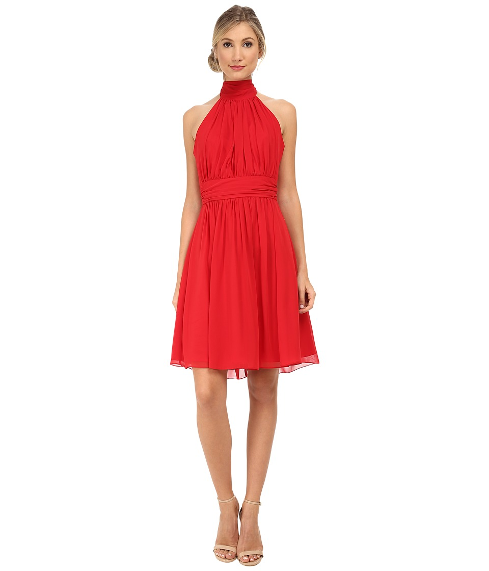 Alejandra Sky - Jenny Short Dress (Red) Women's Dress