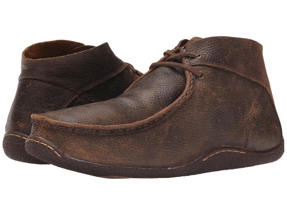 Durango - Santa Fe Wallabee (Coffee) Cowboy Boots