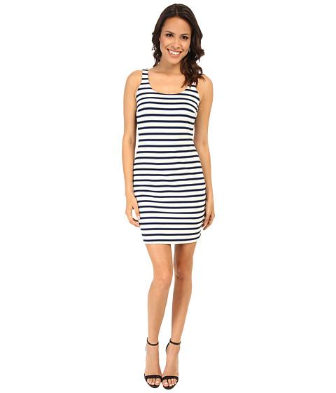 Karen Kane - Striped Tank Dress (Stripe) Women's Dress