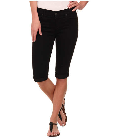 DKNY Jeans - Ludlow Shorts in Black (Black) Women