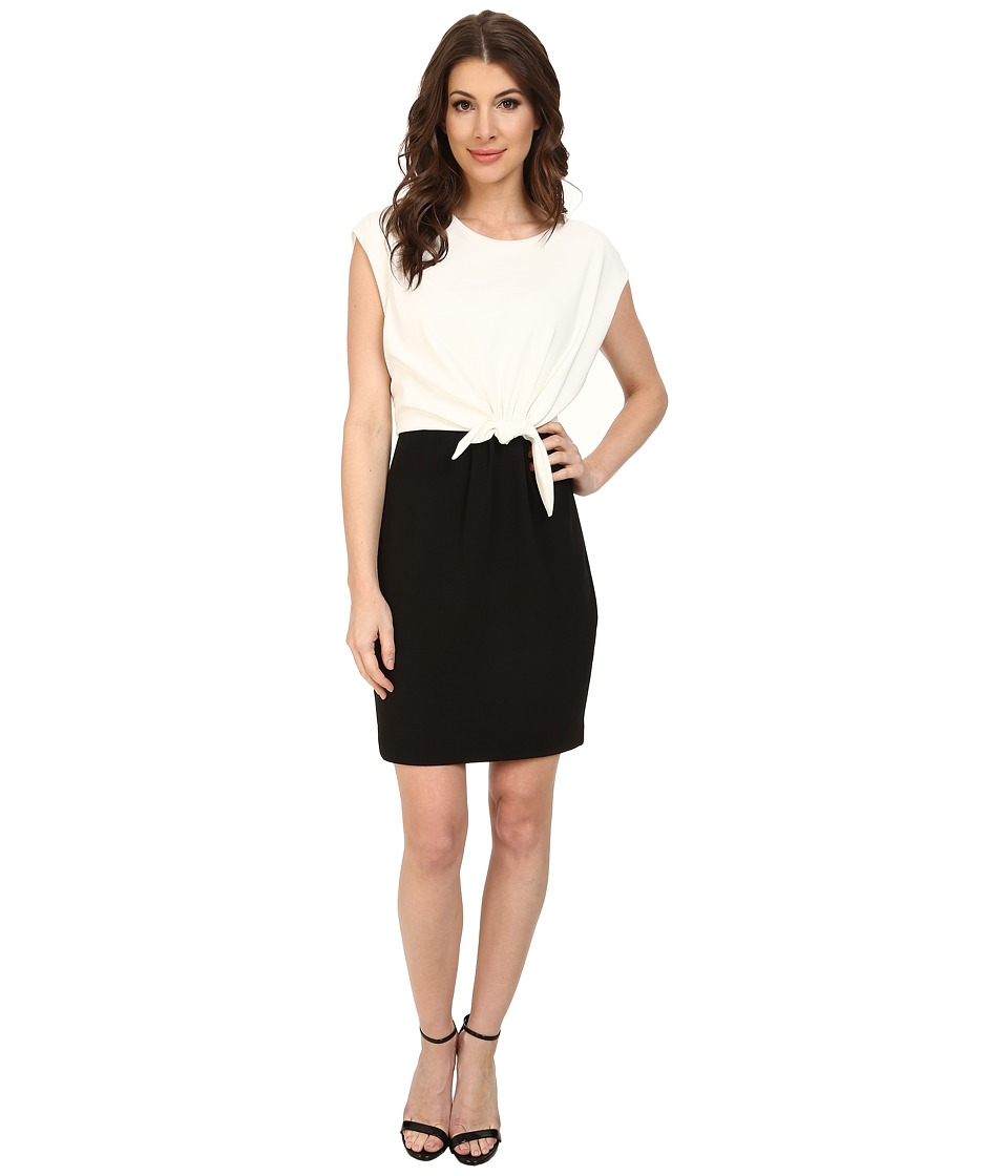 Karen Kane Nikki Dress (Off White) Women
