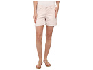 DKNY Jeans Stripe Rolled Shorts