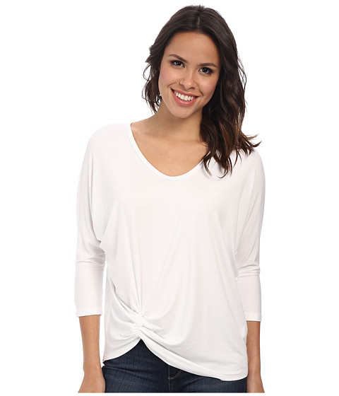 Karen Kane - Pick Up Dolman Top (Off White) Women