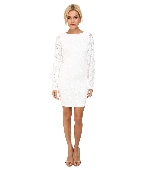 Nightcap - Spanish Priscilla Dress (White) Women's Dress