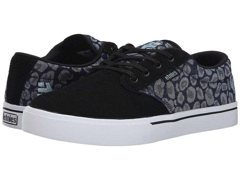 etnies Jameson 2 W (Black/White/Gum) Women
