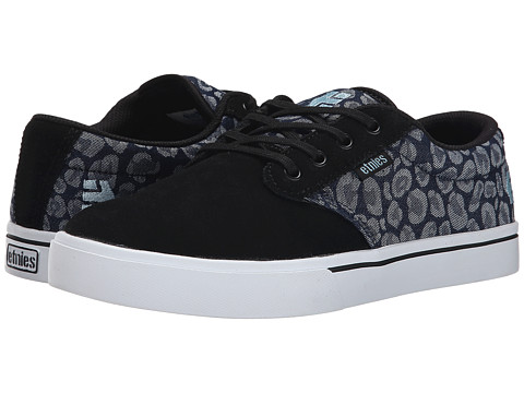 etnies - Jameson 2 W (Black/White/Gum) Women