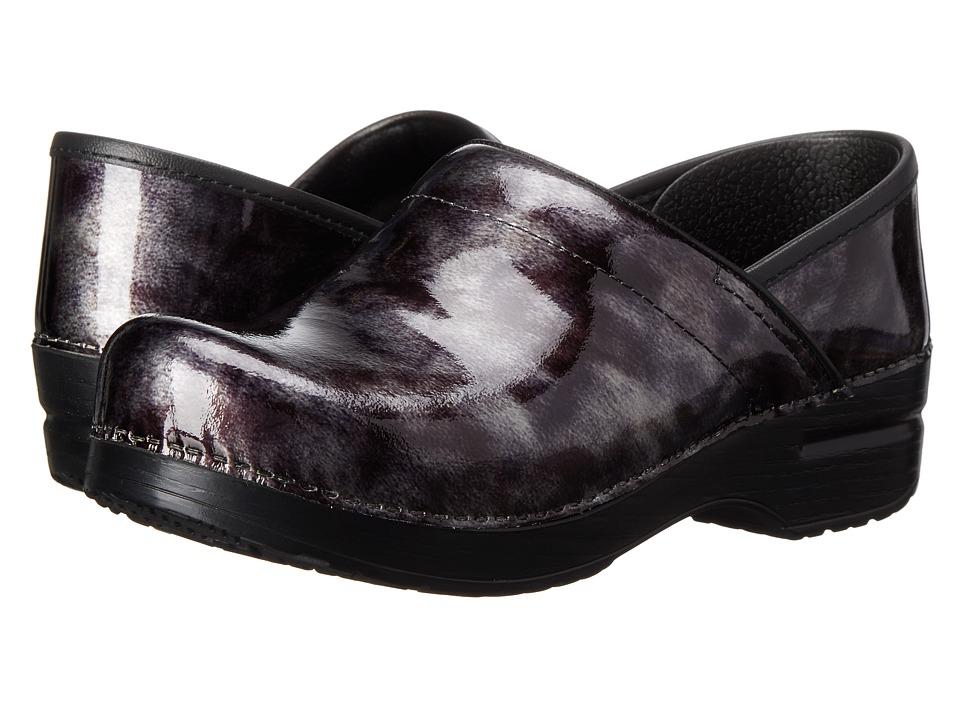 Dansko - Professional (Graphite Patent) Women's Clog Shoes